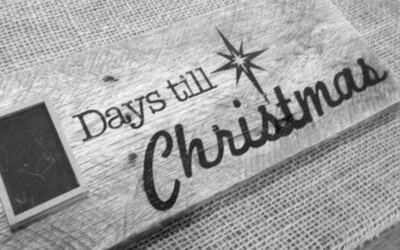 Count Down to Christmas…