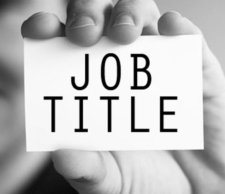 Job Title - KAG Recruitment Consultancy
