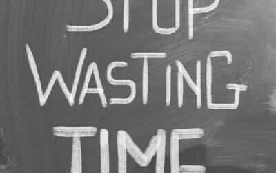 TIME WASTERS…