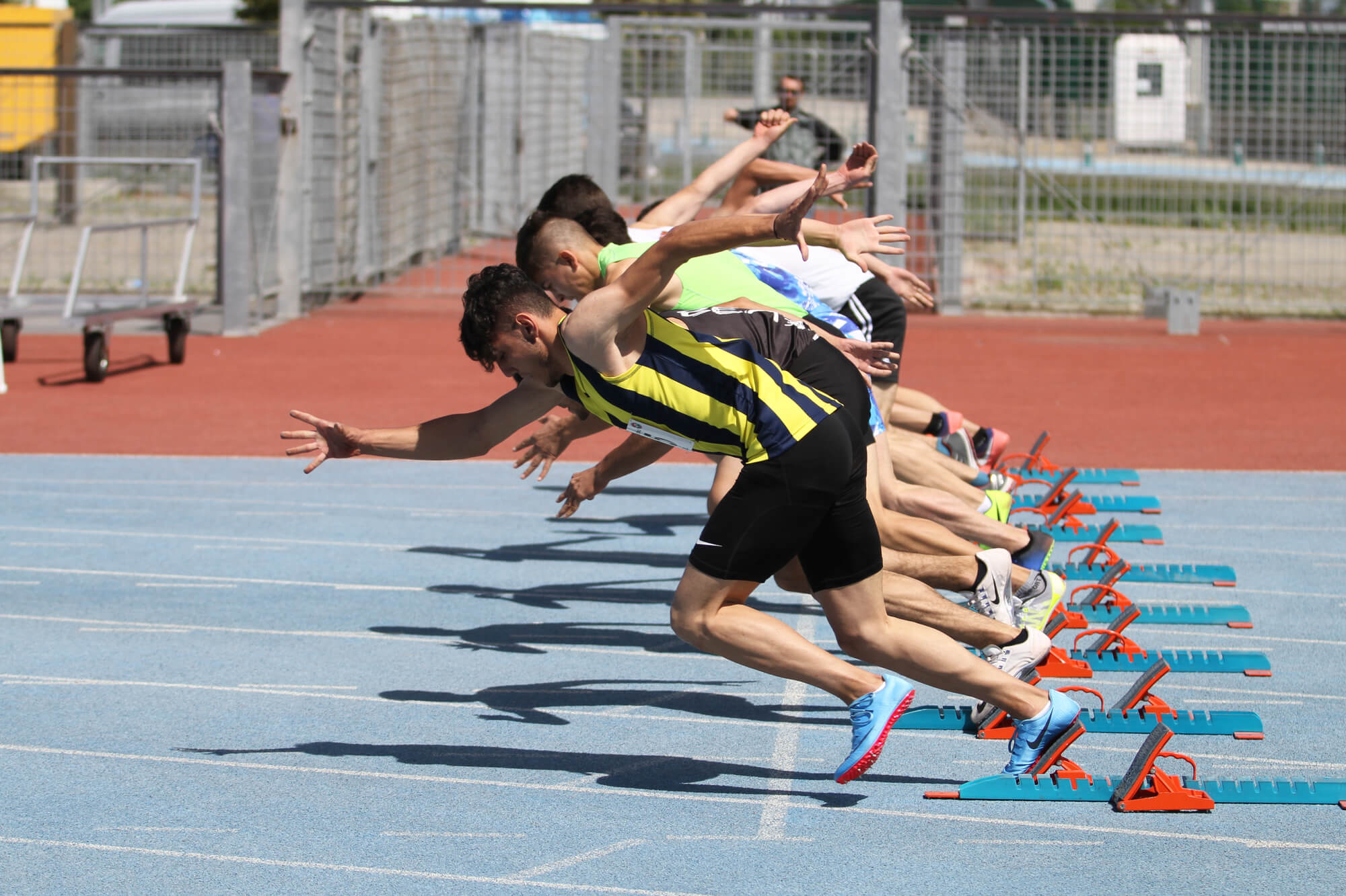 Turkish Athletics U18 Championships - Kag Recruitment Consultancy