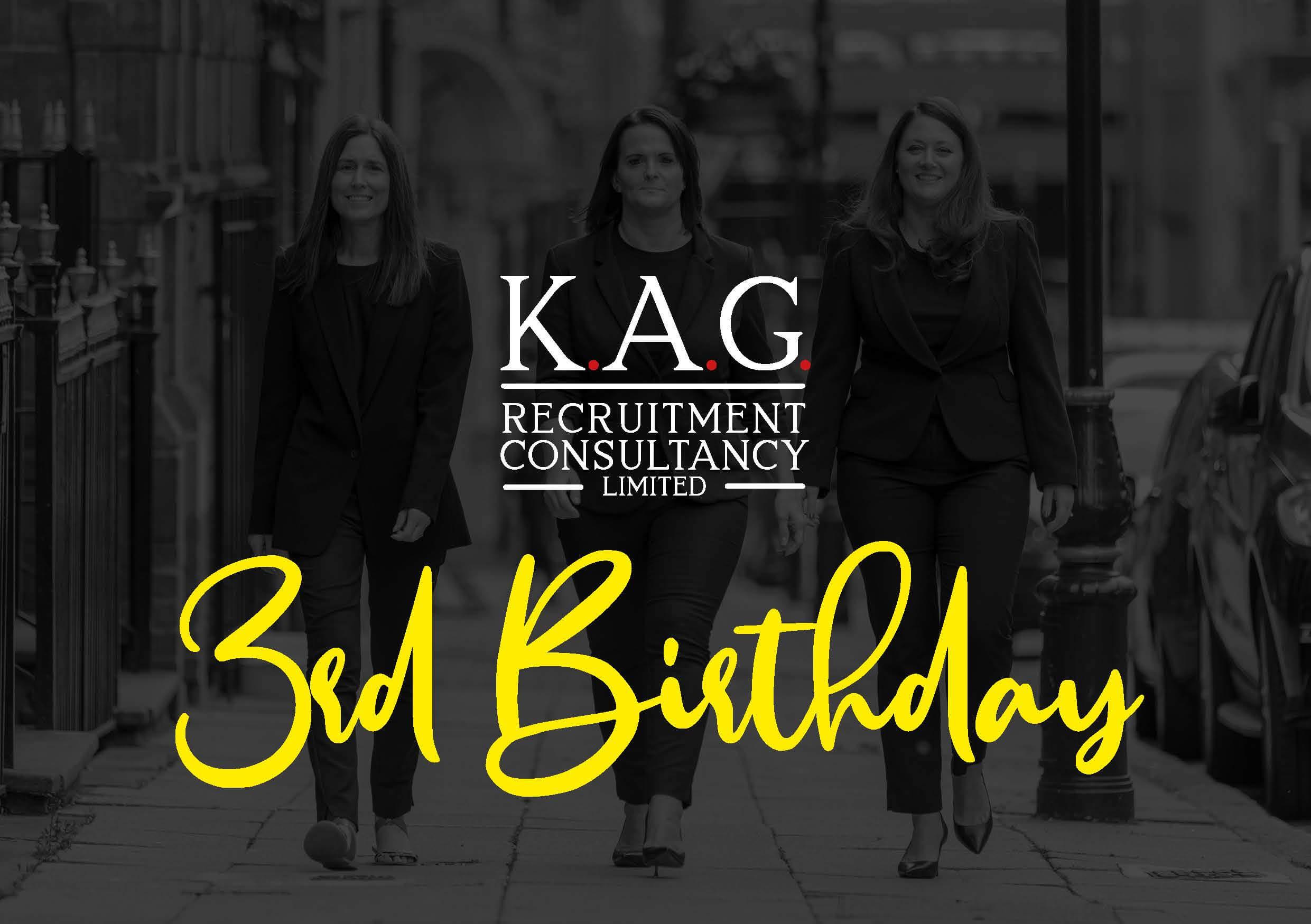 Best friend Award - KAG Recruitment Consultancy