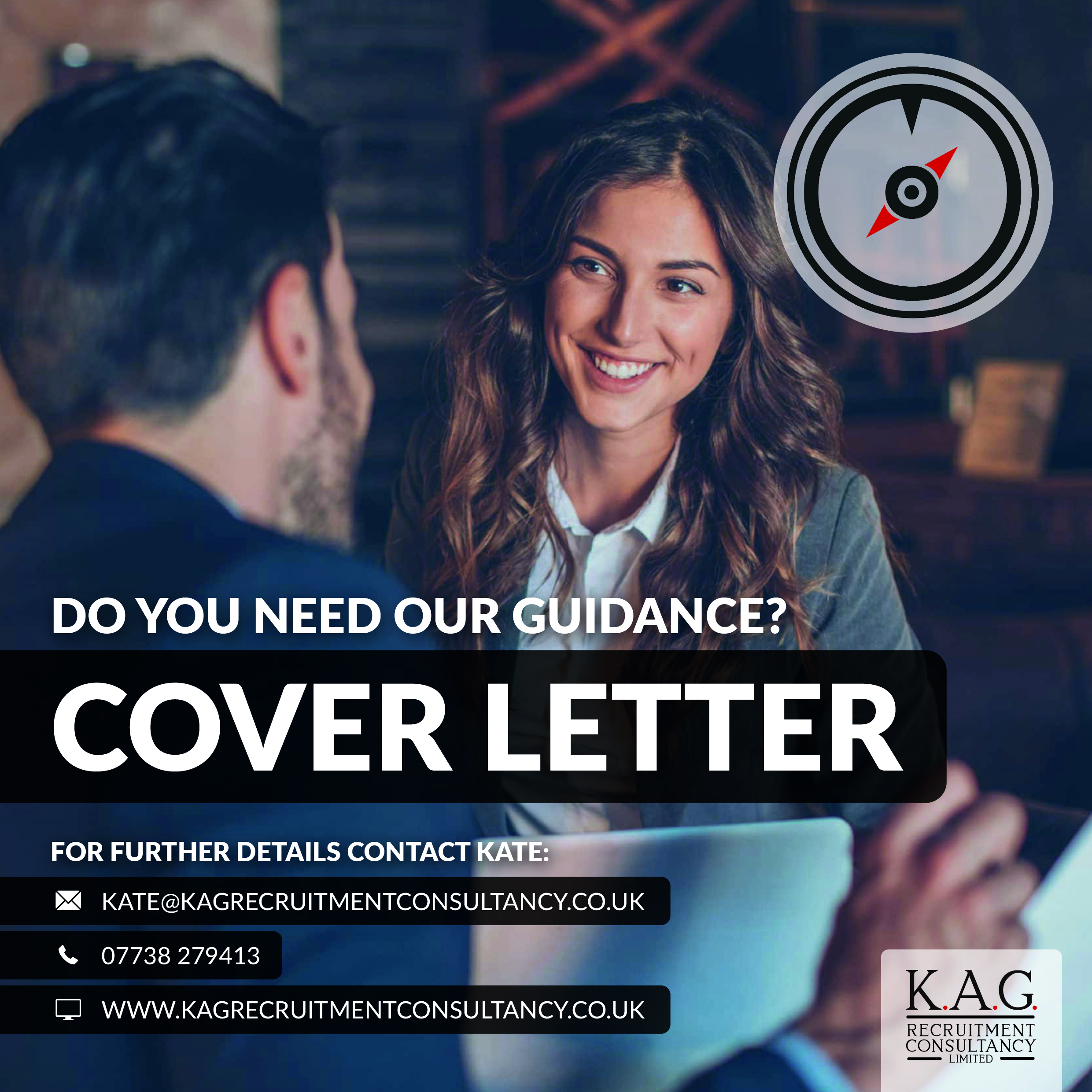 KAG Recruitment Consultancy cover letter